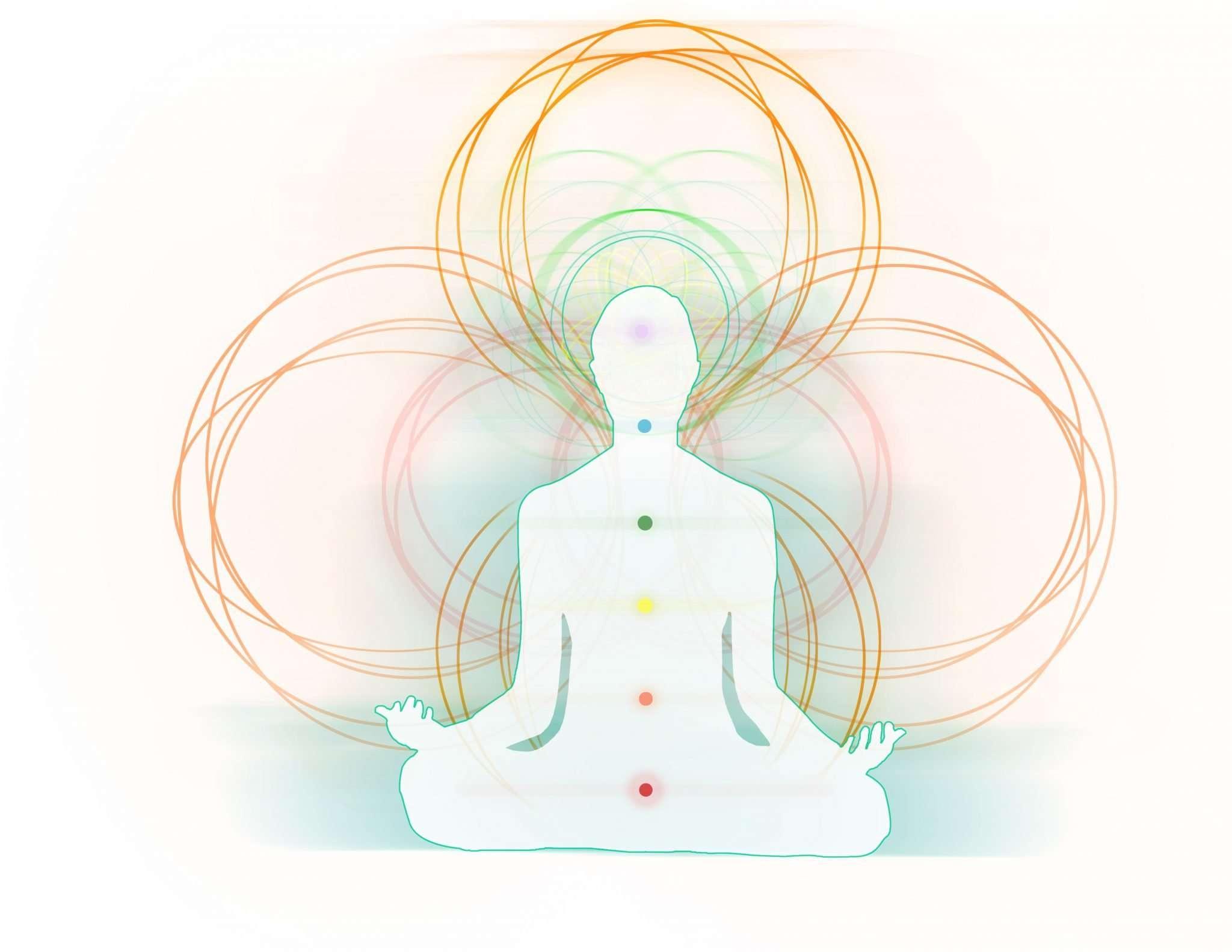 Chakras are Spiritual
